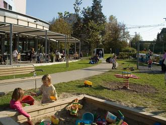 Spielplatz Jojo St. Josef-Stiftung Bremgarten