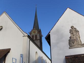 Rokoko-Kirche Fischbach-Göslikon