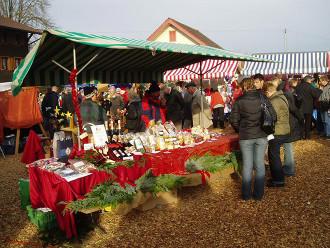Wiehnachtsmarkt Meienberg