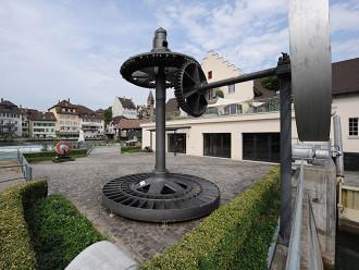 Museum Reusskraftwerk Bremgarten