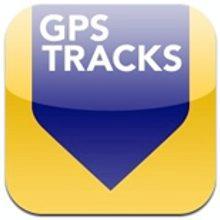 App GPS-Tracks