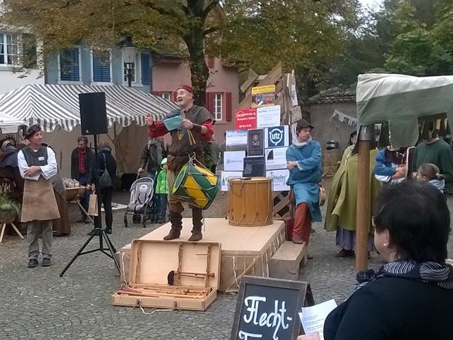 Markt der Vielfalt, Bremgarten
