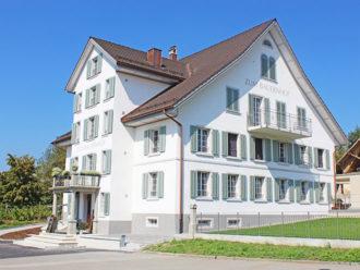 B&B Gasthaus zum Bauernhof Oberlunkhofen