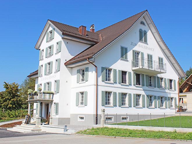Pressecafé Gasthof Zum Bauernhof