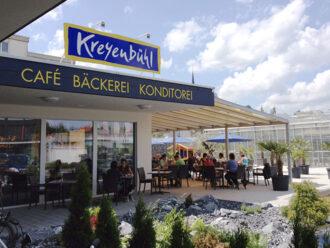 Café Bäckerei Konditorei Kreyenbühl