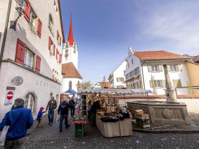 Pfingstmarkt Bremgarten